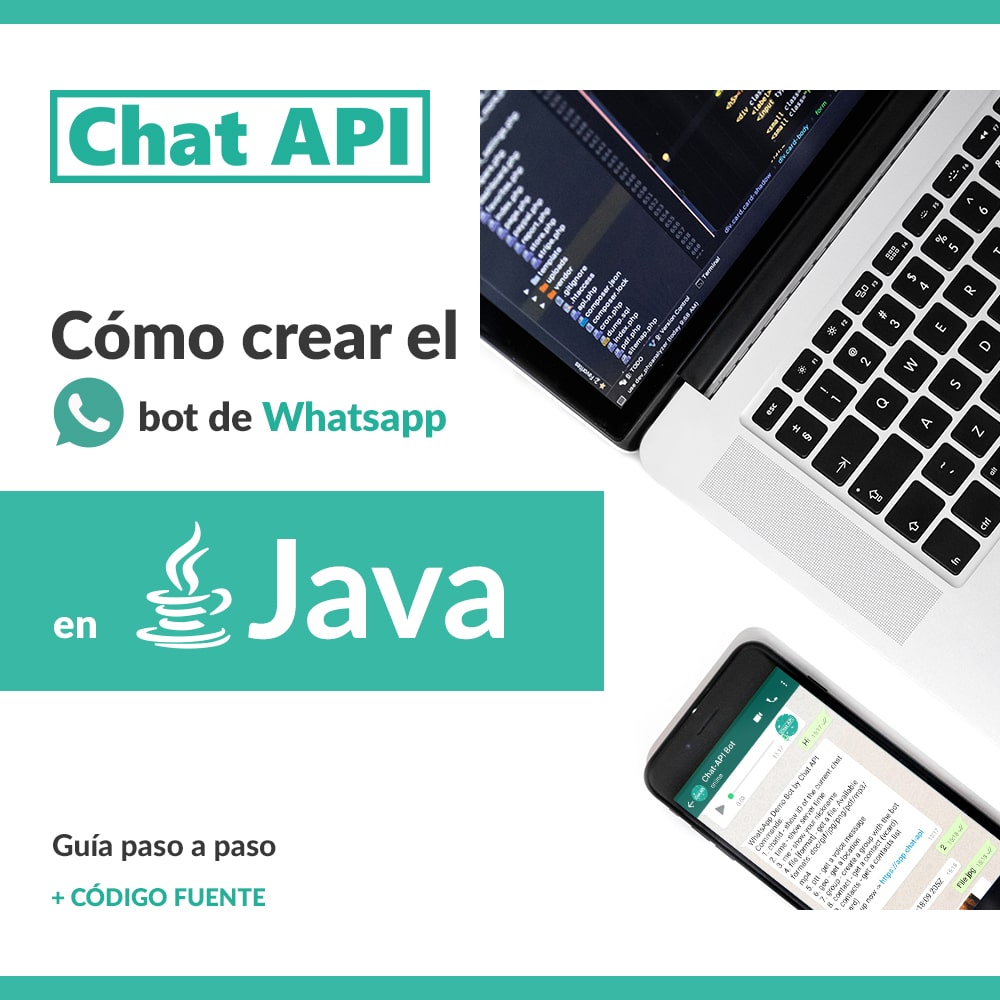 tutorial de bot de chat java para whatsapp