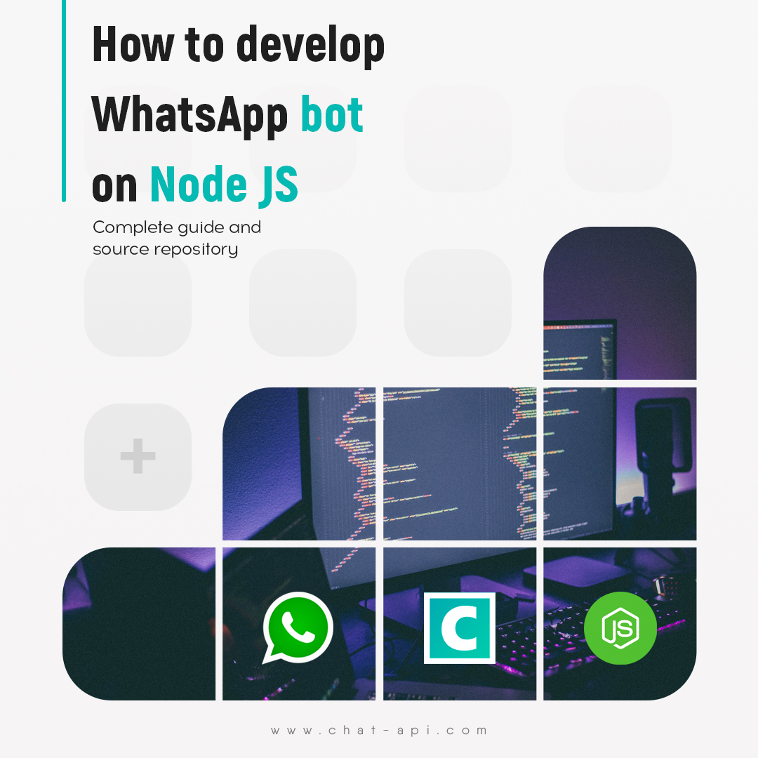 Building WhatsApp bot on Node JS
